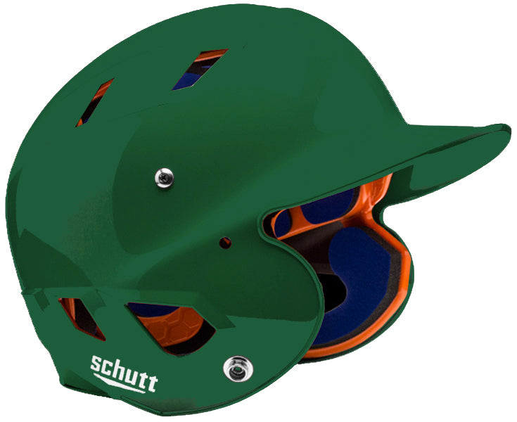 Schutt Air 5.6 Fitted Baseball Batting Helmet - AtlanticCoastSports