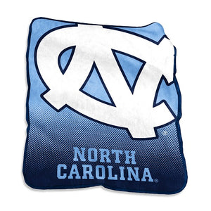 North Carolina Raschel Throw - AtlanticCoastSports