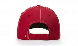Richardson 275 Charcoal Front W/ Contrast Stitching (embroidery available) - AtlanticCoastSports