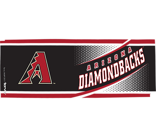 Tervis MLB® Arizona Diamondbacks™ Legend Wrap With Travel Lid - AtlanticCoastSports