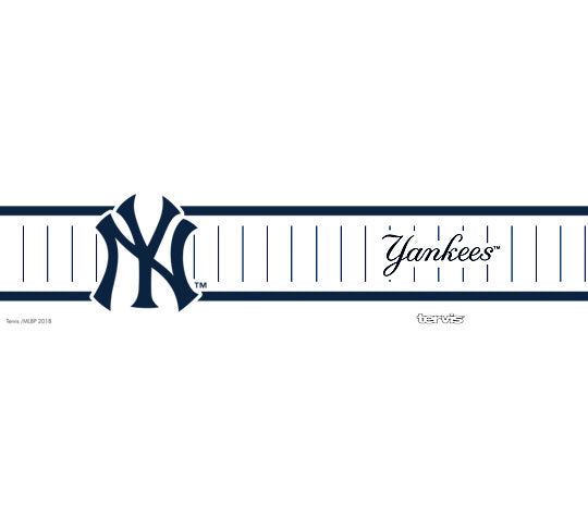 Tervis MLB® New York Yankees™ Stripes Stainless Steel With Hammer Lid - AtlanticCoastSports