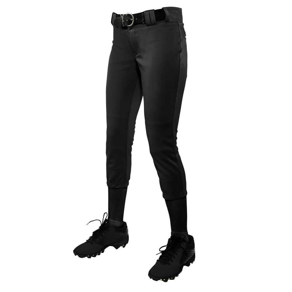 Tournament Women's/Girls Traditional Low-Rise Pants 6-Colors Available