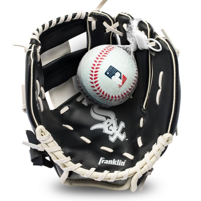 Chicago White Sox MLB® Team Glove and Ball Set