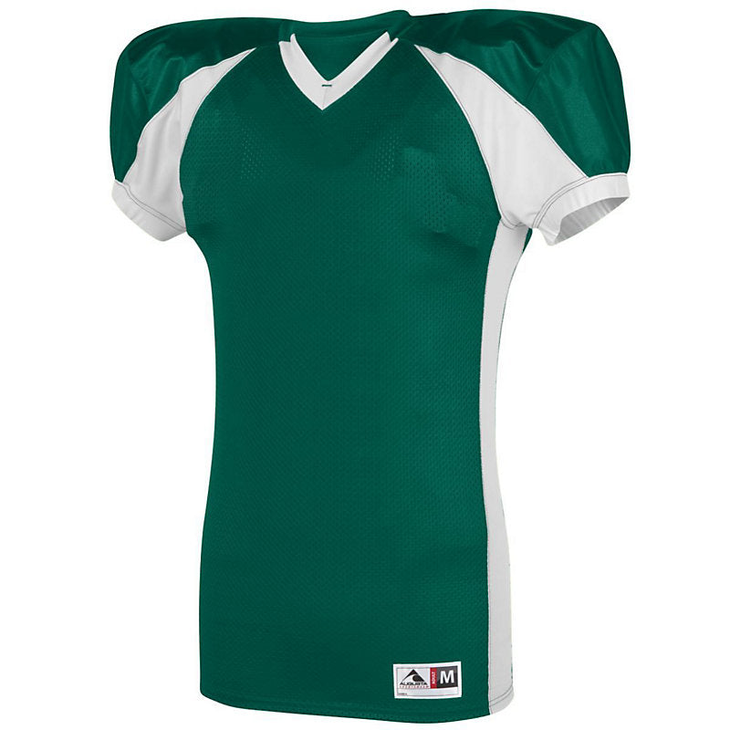 Augusta Snap Jersey 14 Colors Free Decoration While Supplies Last - AtlanticCoastSports