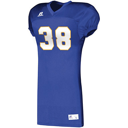 Russell Youth Solid Jersey with Side Inserts (Monthly Special Free Decoration) - AtlanticCoastSports