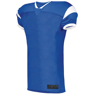 Augusta Adult Slant Football Jersey Free Decoration while supplies last 14 Colors Available - AtlanticCoastSports