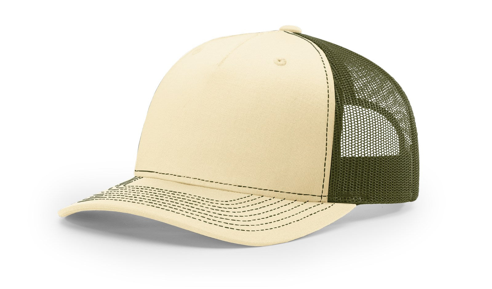 Richardson 112FP Five Panel Trucker 15 Colors (embroidery available) - AtlanticCoastSports