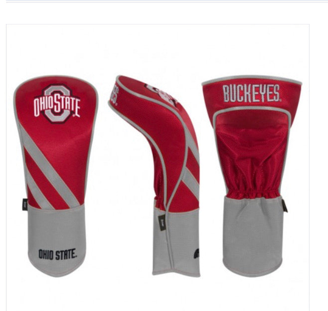 Ohio State University Golf Driver Head Cover