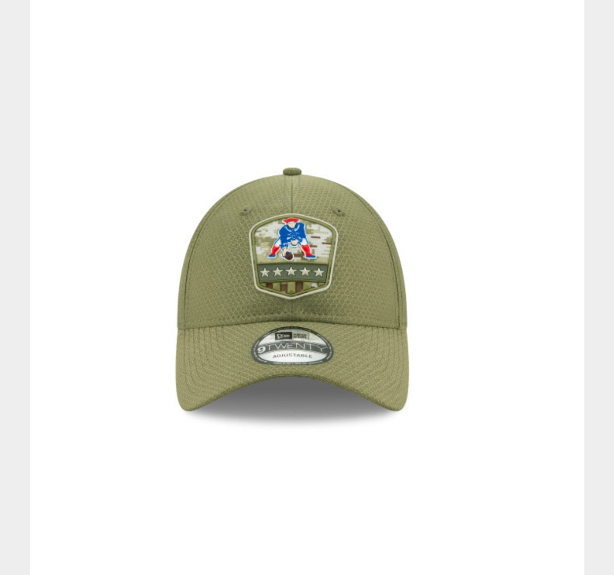 New England Patriots New Era 920 Salute to Service Hat - AtlanticCoastSports