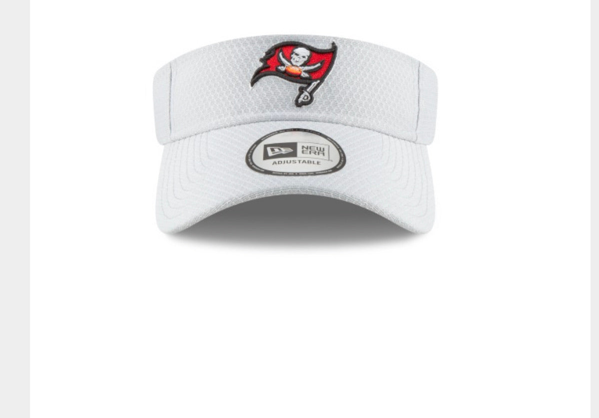 Tampa Bay Bucks New Era On Field Visor - AtlanticCoastSports