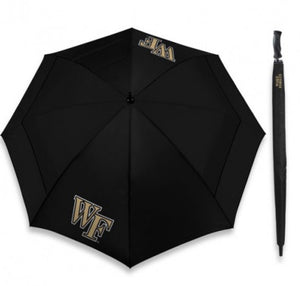 Wake Forest University Umbrella - Wind sheer Lite 62""