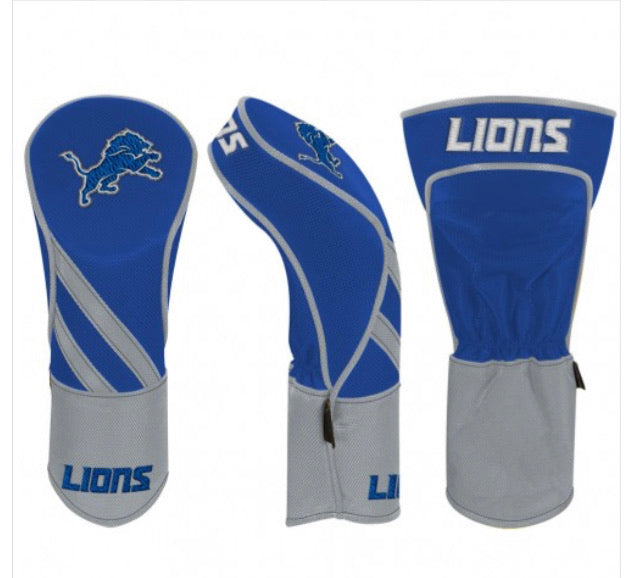 Detroit Lions Golf Driver  Headcover