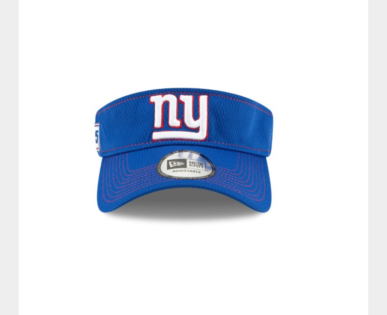 New York giant visor - AtlanticCoastSports