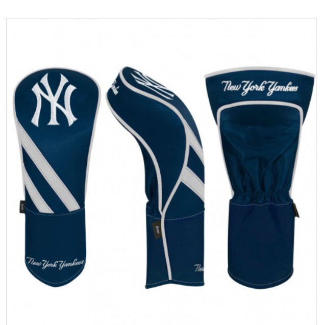 New York Yankees Golf Driver Headcover