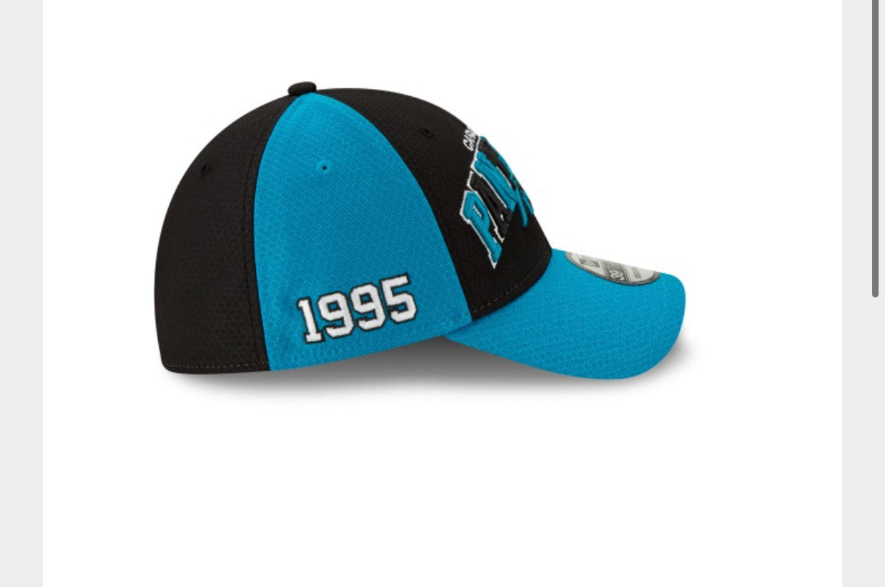 Carolina Panthers New Era 1990 Home 3930 Cap - AtlanticCoastSports