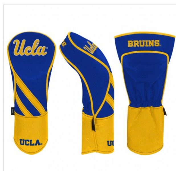 UCLA Bruins Golf Driver Cover