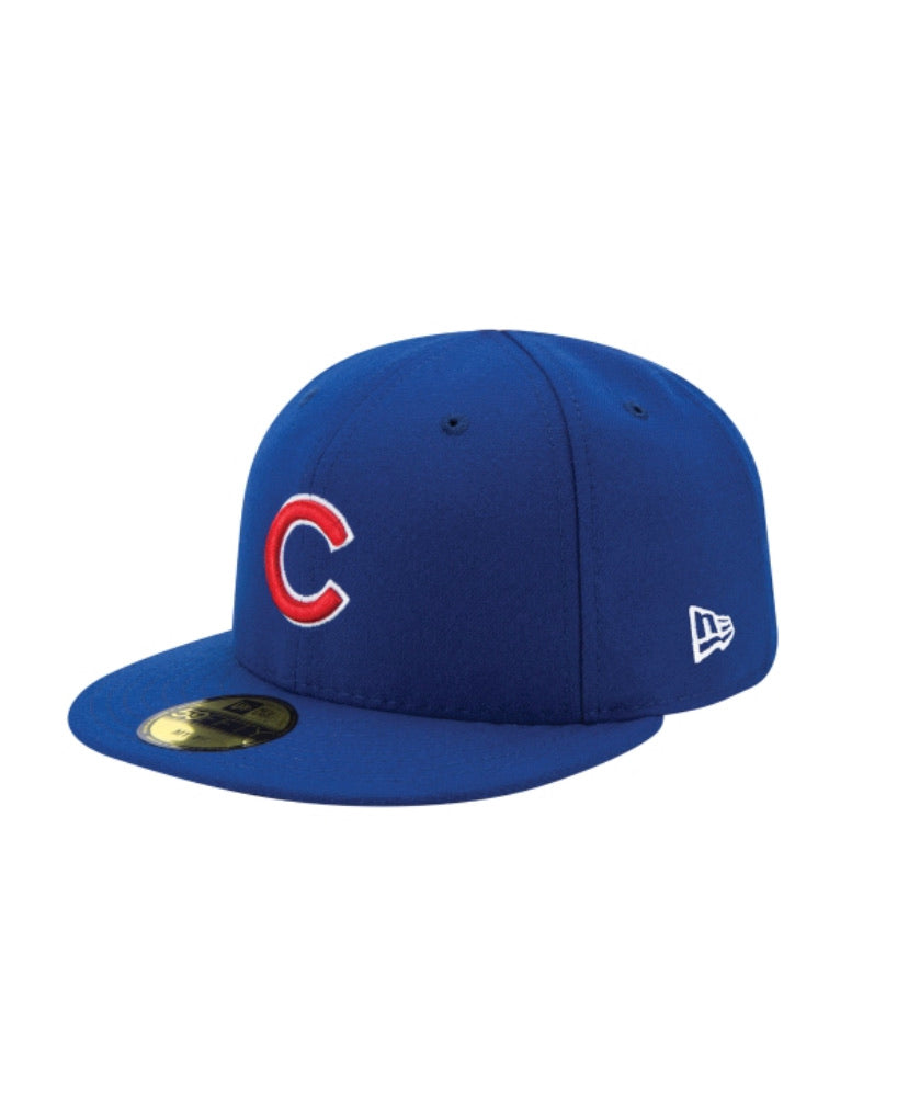 Chicago Cubs New Era Kids PC Performance Hat