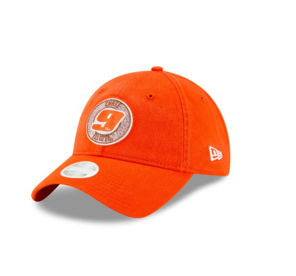 New Era Nascar Patched Sparkle Elliot Hat