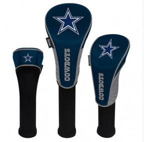 Dallas Cowboys Set of 3 Headcovers