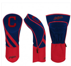 Cleveland Indians Golf Driver Headcover