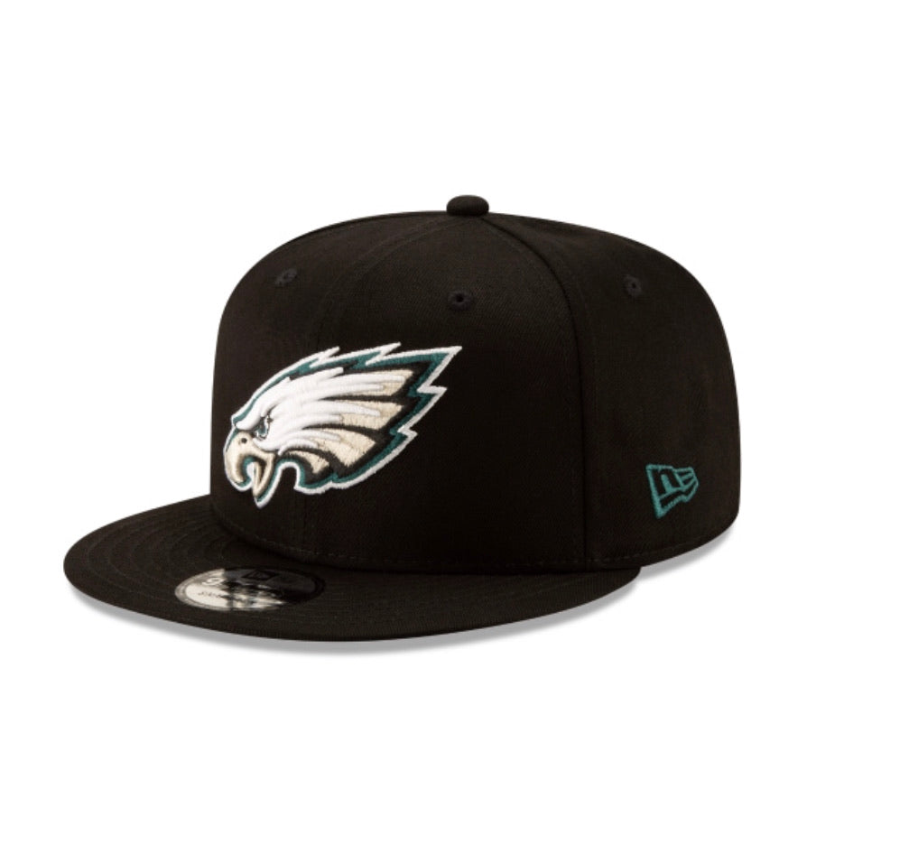 Philadelphia Eagles Nfl  Basic 9Fifty Snapback Hat - AtlanticCoastSports