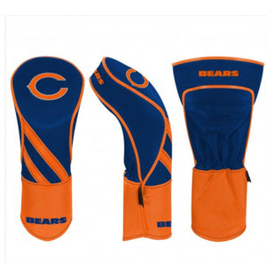 Chicago Bear Golf Driver Headcover