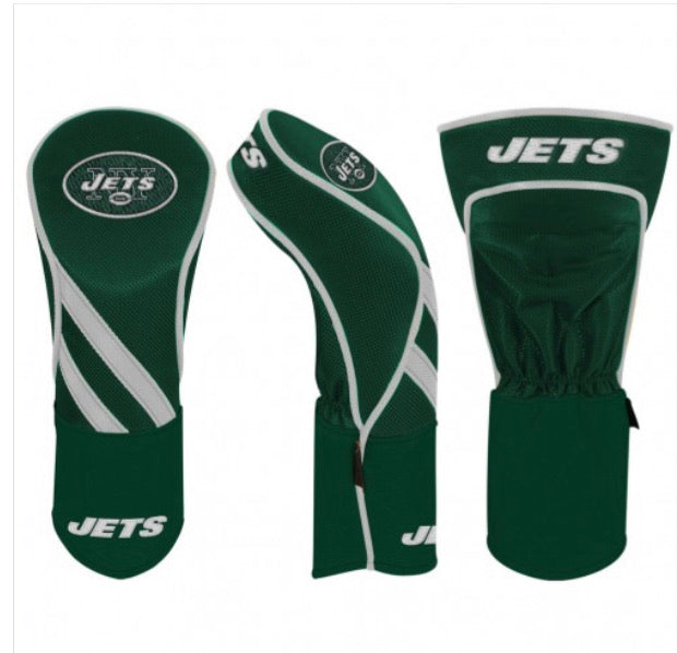 New York Jets Golf Driver Headcover