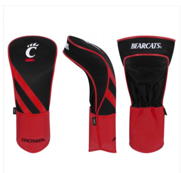 Cincinnati Bearcats Golf Driver Cover