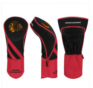 Chicago Blackhawks Golf HeadCovers Driver