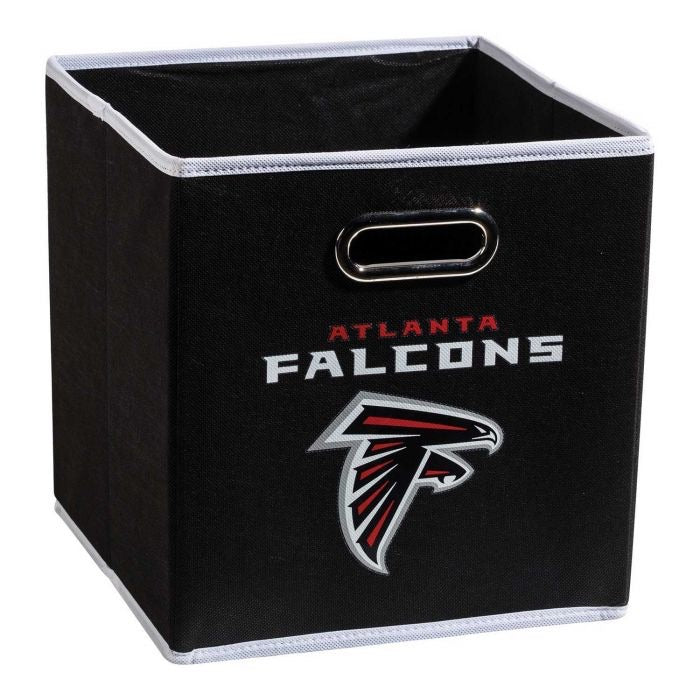 Atlanta Falcons NFL® Collapsible Storage Bins