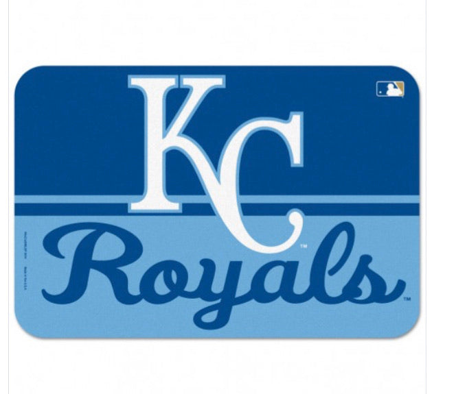 "Kansas City Royals Door Mat 20"" X 30"""