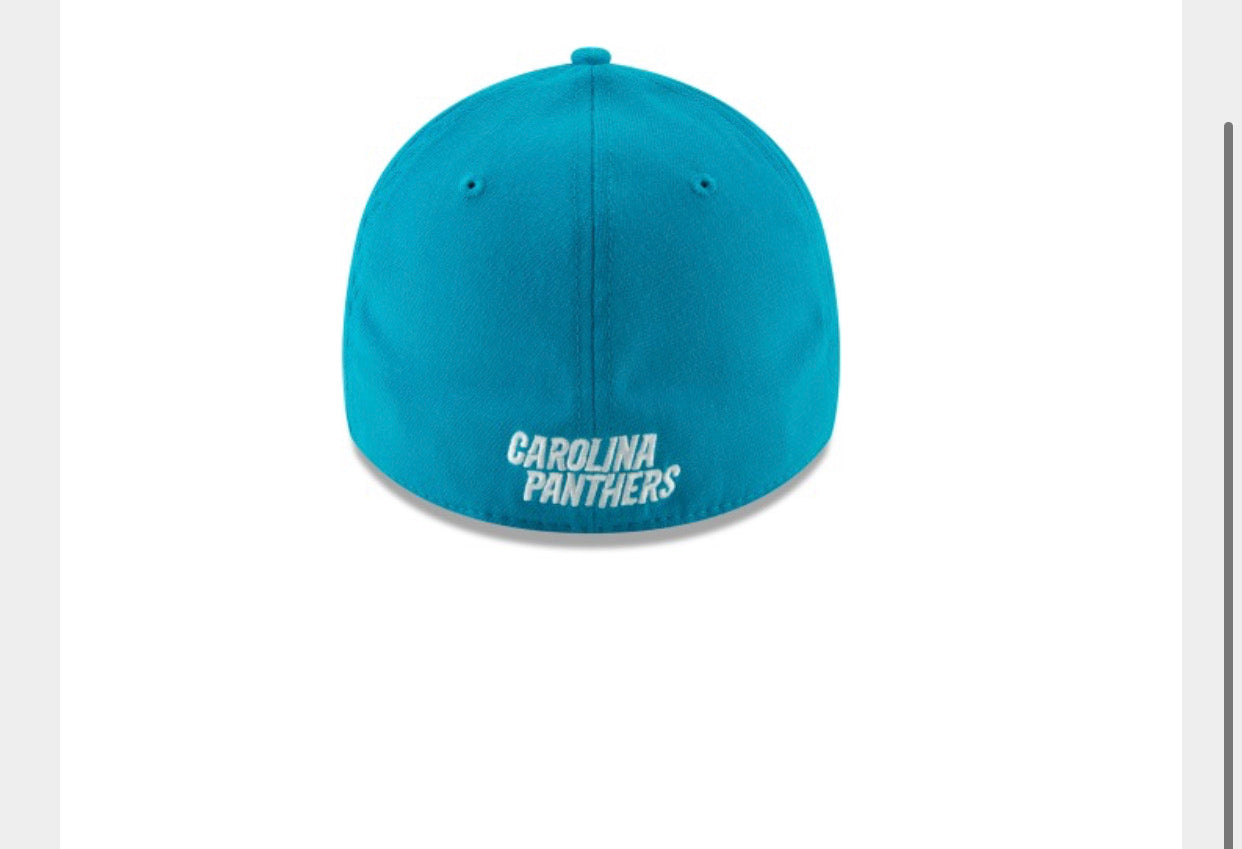 Carolina Panthers New Era Classic Blue Hat - AtlanticCoastSports