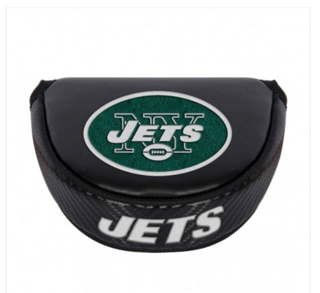 New York Jets Golf Putter Mallet Head Cover