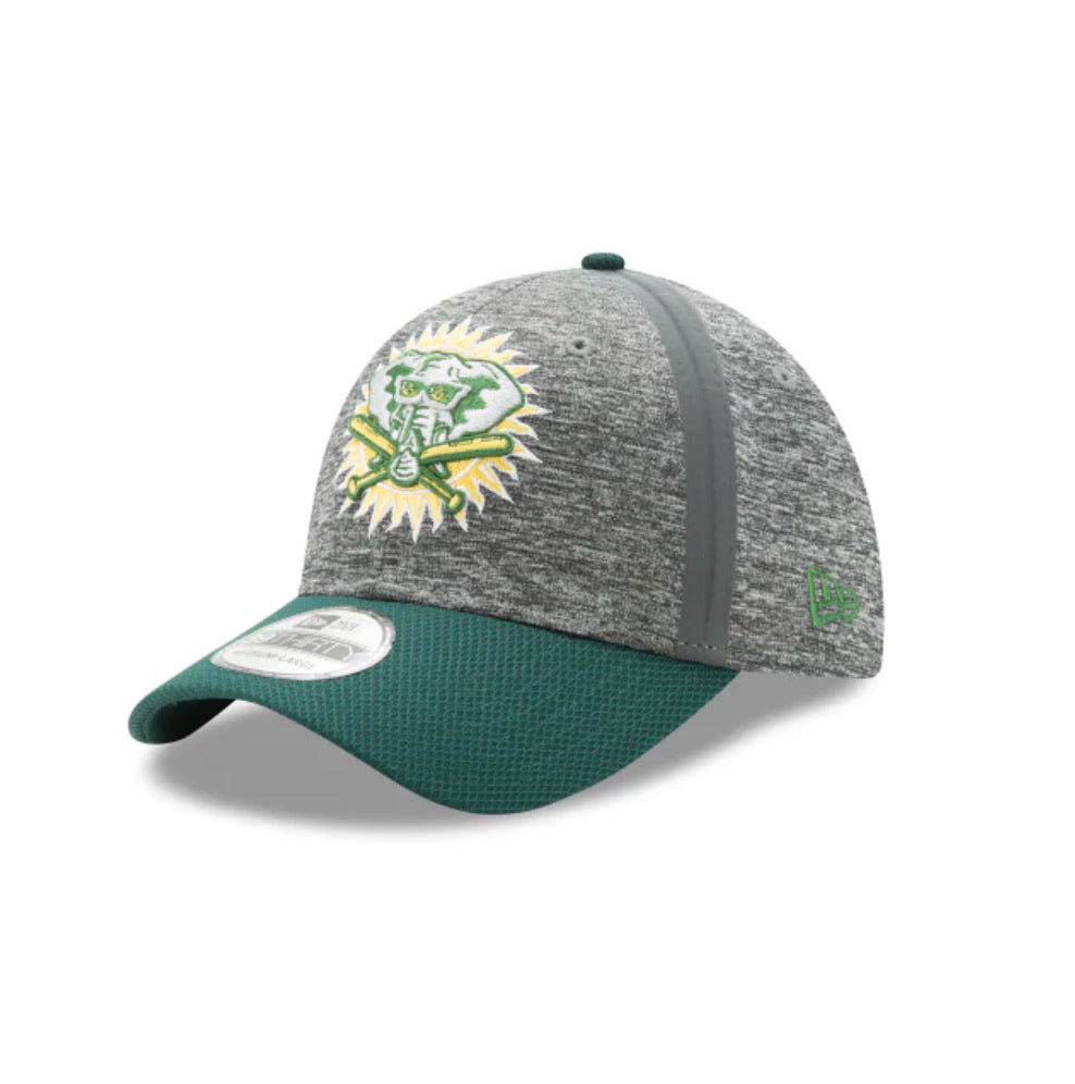 Oakland A's New Era Kids Club House Youth Hat