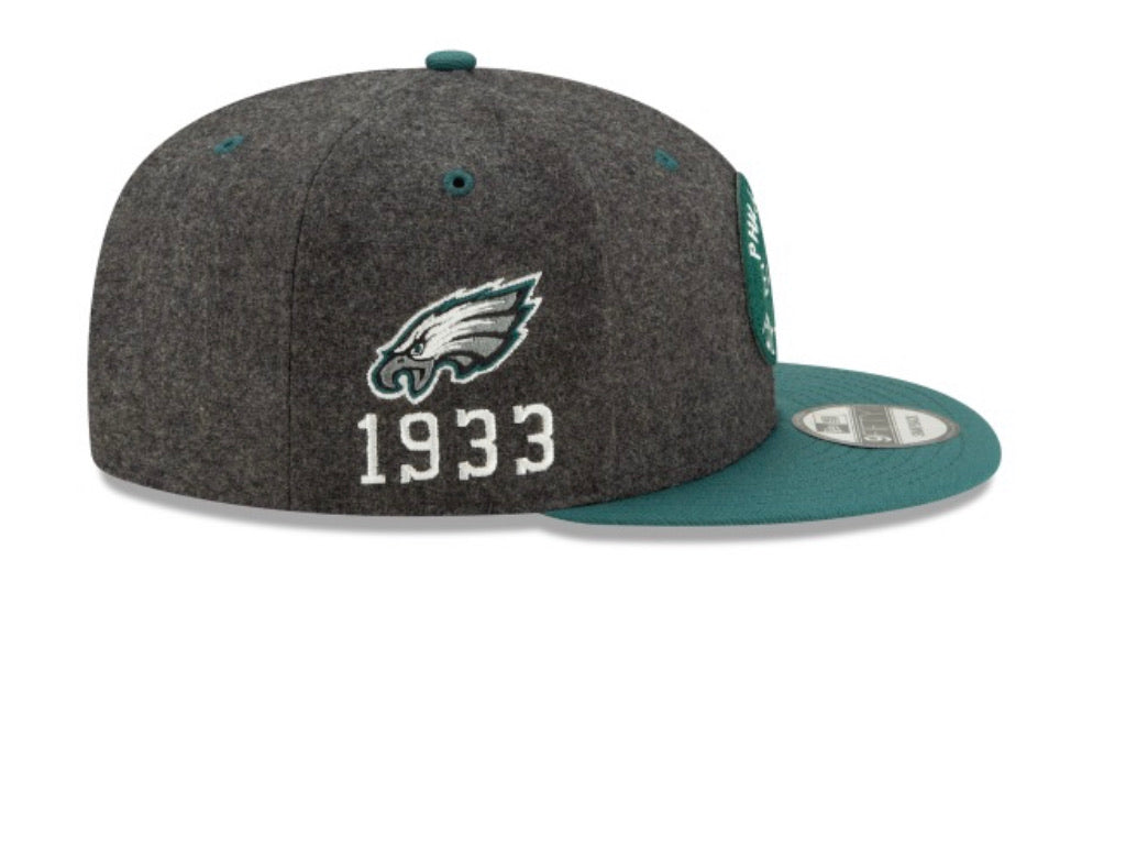 Philadelphia Eagles sideline hat - AtlanticCoastSports