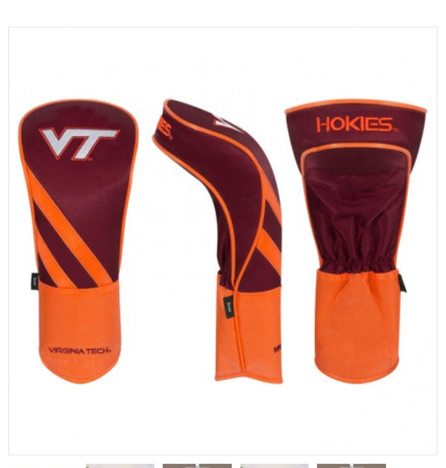 Virginia tech Hokies Golf Driver Cover