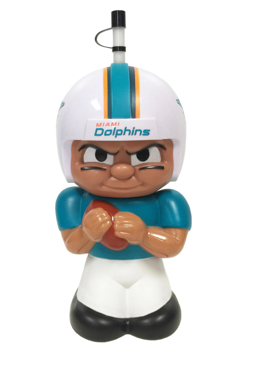Miami Dolphins Big Sip Water Bottle