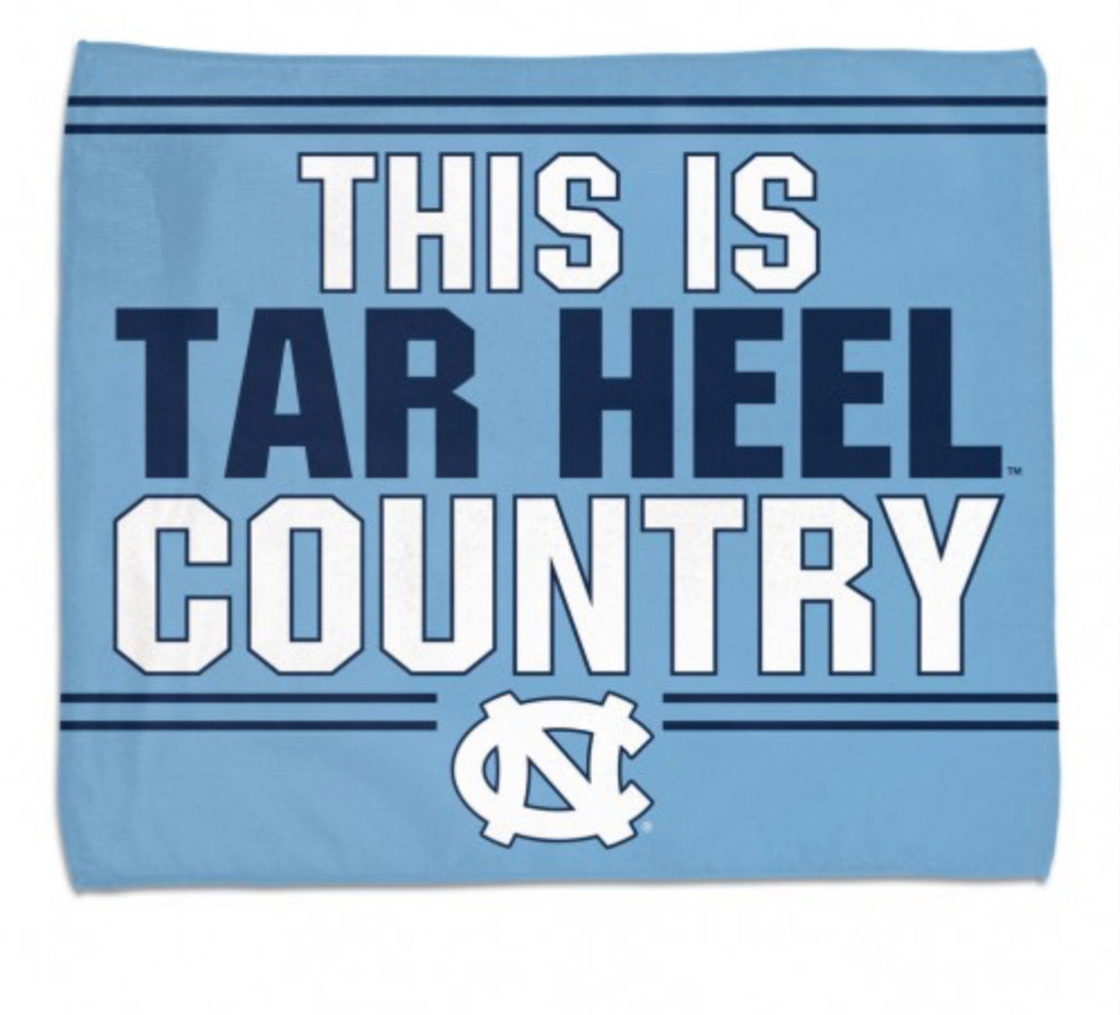 "North Carolina Rally Towel 15"" x 18"""