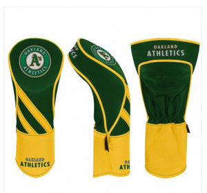 Oakland A's Golf Driver Headcover