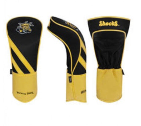 Wichita State Shockers Golf Driver Cover