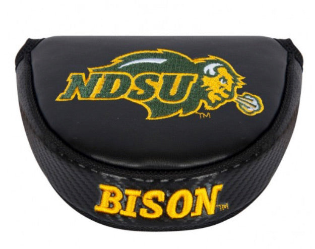 North Dakota State Golf Putter mallet Head Cover