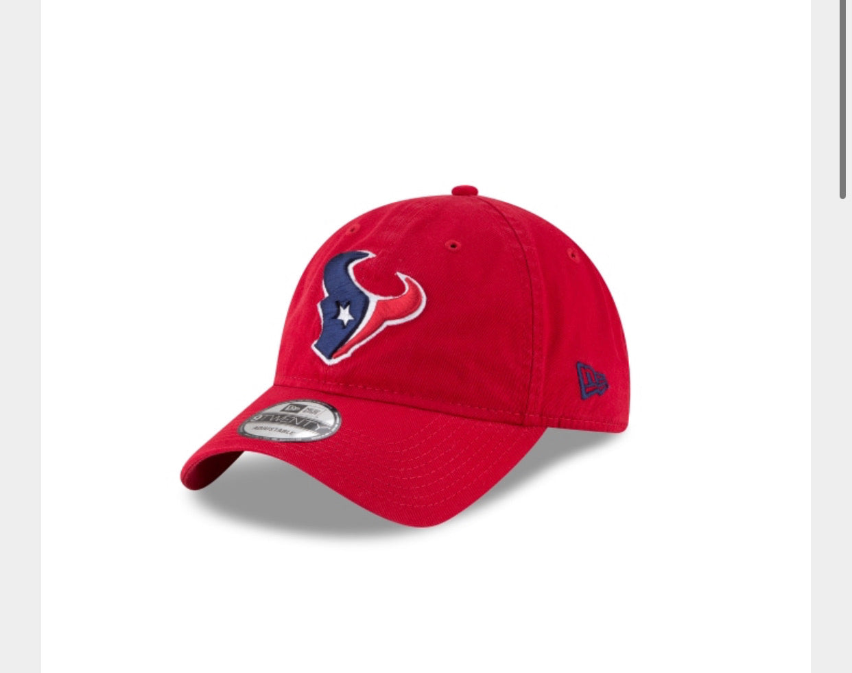 Houston Texans Team Classic 39Thirty Stretch Fit - AtlanticCoastSports