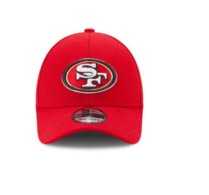 San Francisco 49ers New Era The League 9Forty  Hat - AtlanticCoastSports