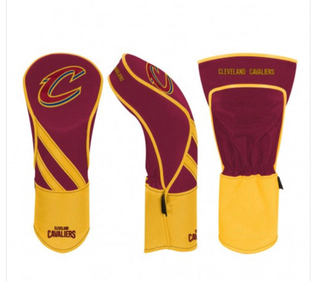 Cleveland Cavaliers Golf Fairway Wood Head Cover