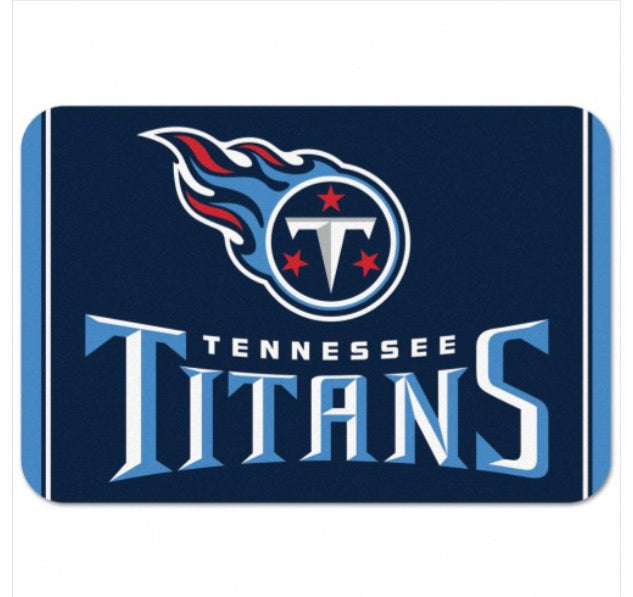 "Tennessee Titans Door Mat 20"" X 30"""