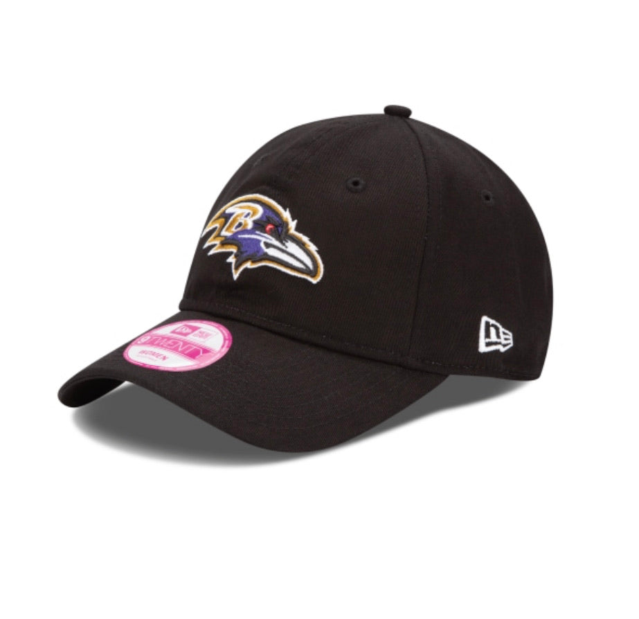 Baltimore Ravens Womens Wom Sideline 9Forty Womens 9Twenty Adjustable