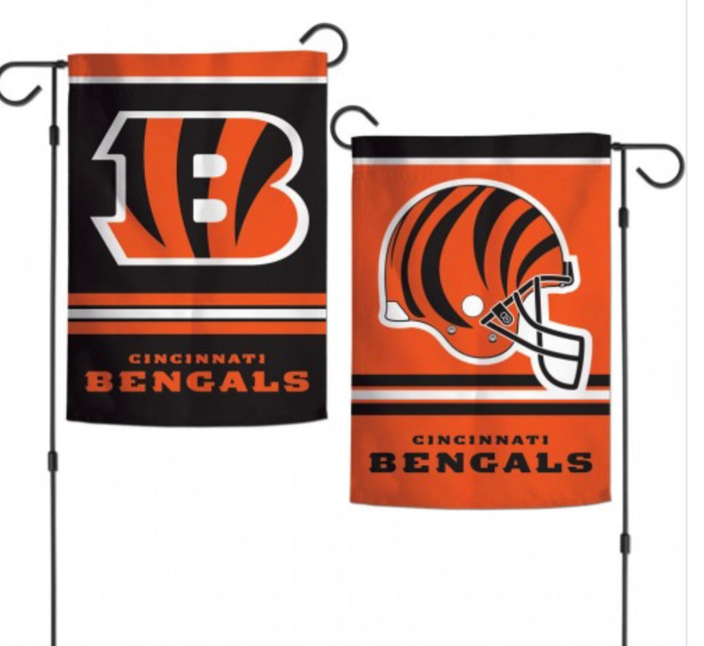 "Cincinnati Beagles 2 Sided Garden Flag 12.5"" X 18"""