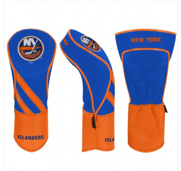 New York Islanders Golf Driver Cover