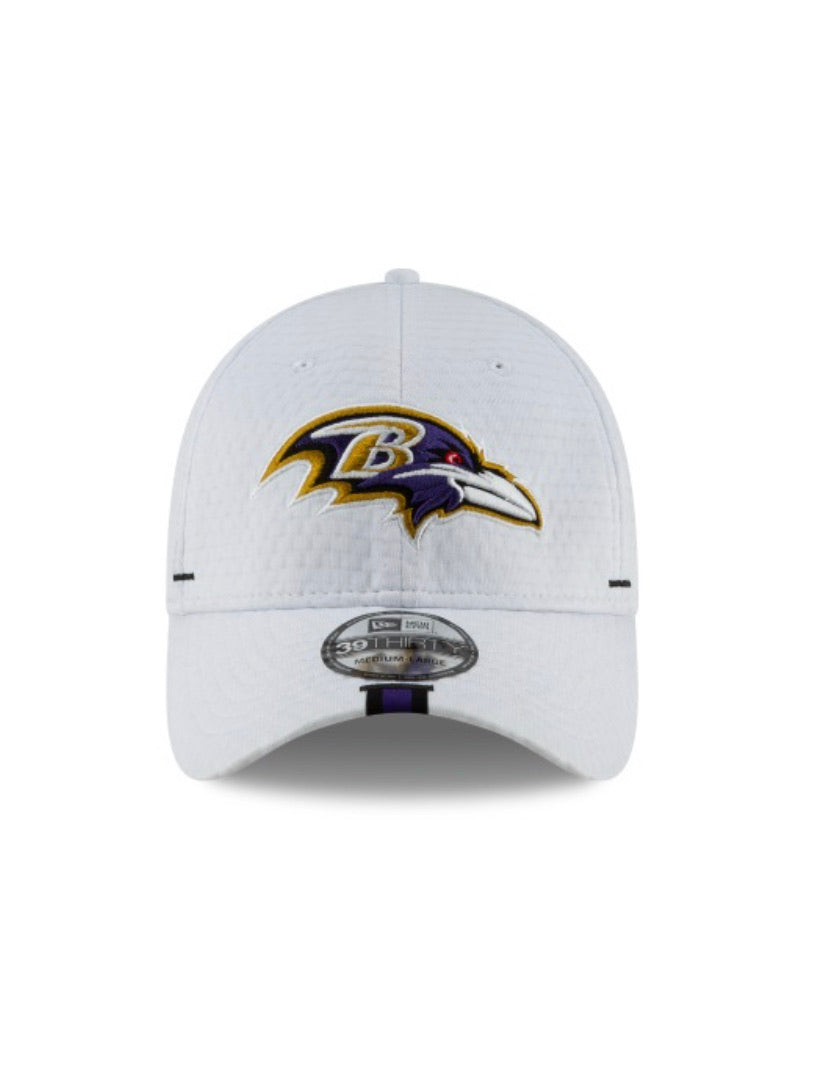 Baltimore Ravens New Era on the field Hat