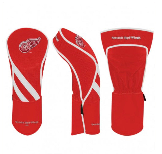 Detroit Red Wings Golf HEad Cover Driver